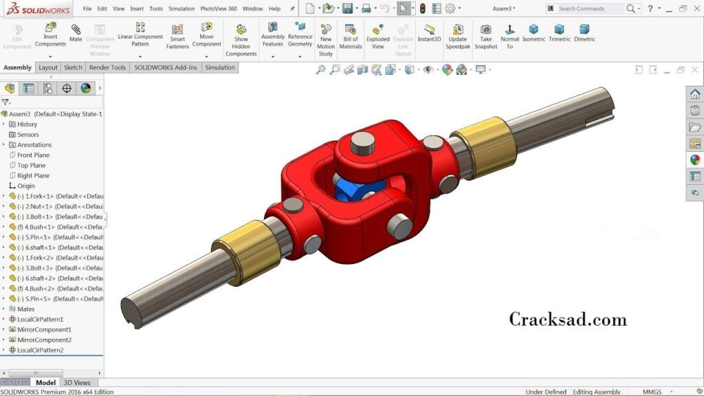 SolidWorks Torrent